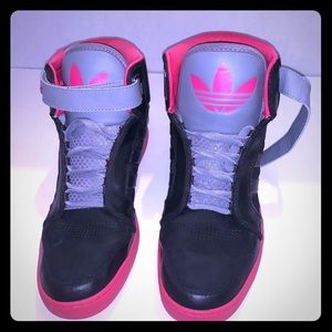 Men Adidas Ar 3.0 Black/Pink - Size 12